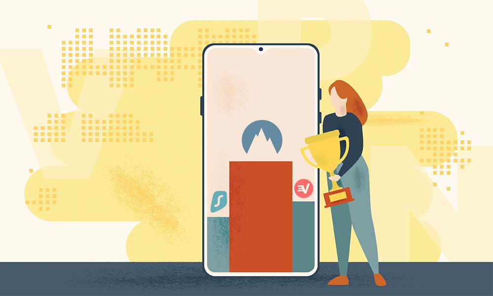 beste vpn for android